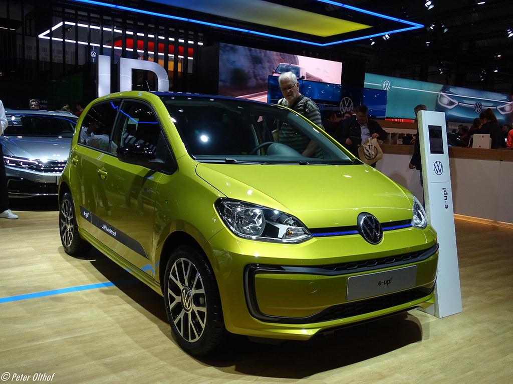Volkswagen-petite-voiture-electrique