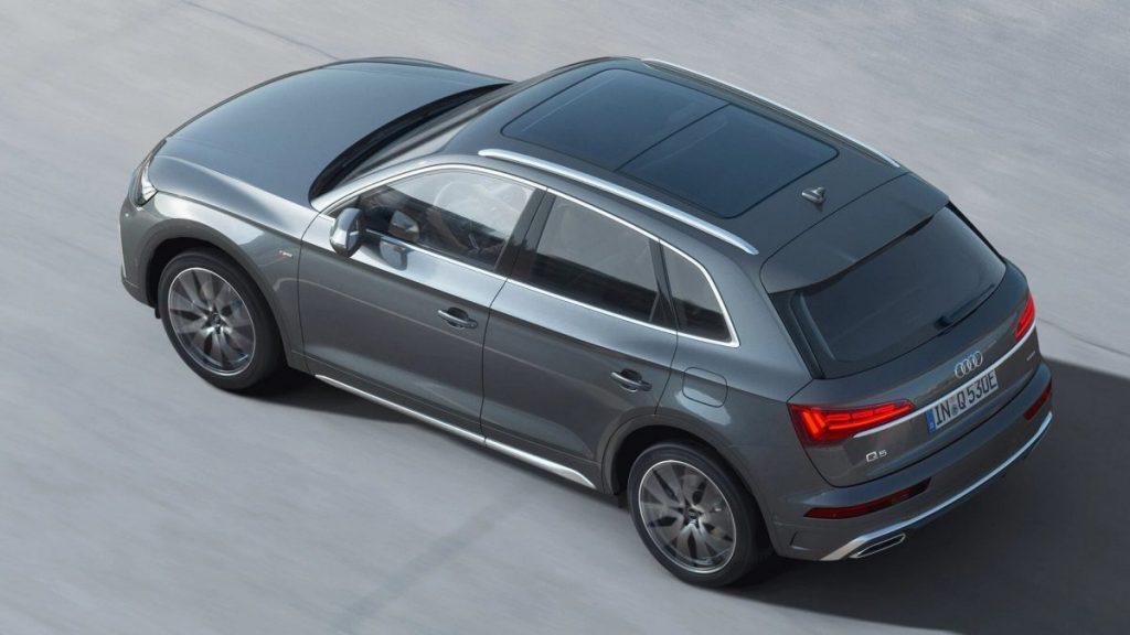 Comment recharger l'Audi Q5 55 TFSI e-quattro ?