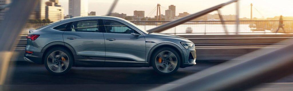 Comment recharger votre Audi e-Tron Sportback