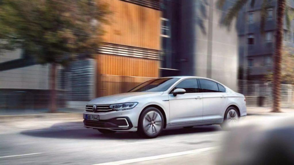 Comment recharger la Volkswagen Passat GTE