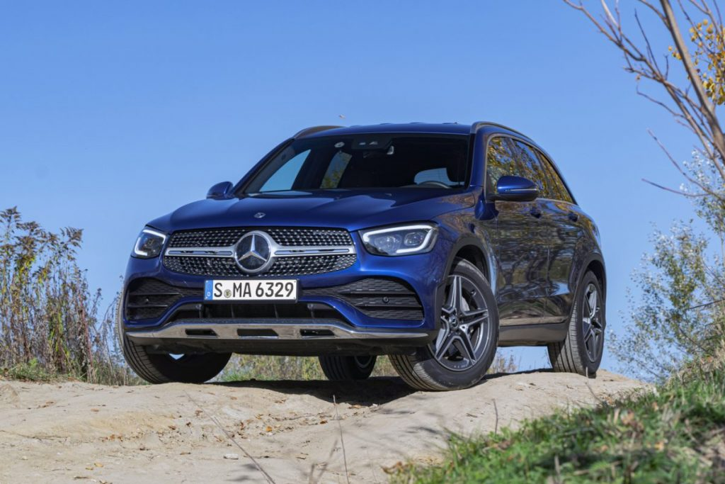 Comment recharger la Mercedes GLC Plug-in Hybrid ?