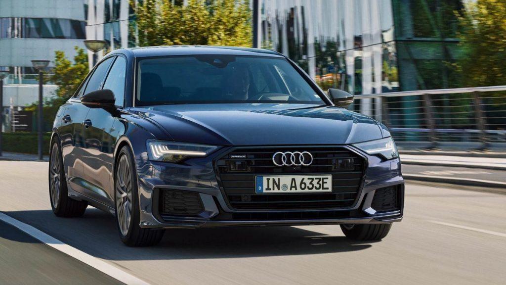Comment recharger l'Audi A6 TFSI ?