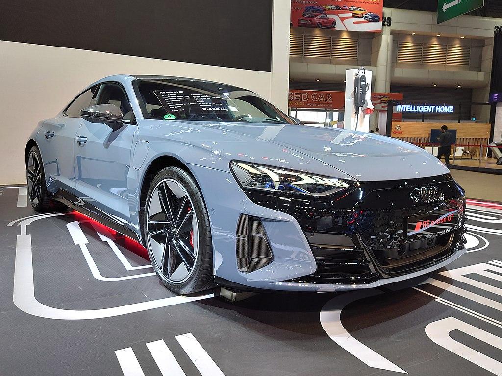 Audi-RS-E-tron-GT-voitures-électriques-sportives