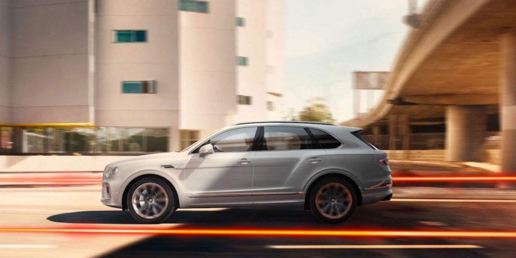 Comment recharger la Bentley Bentayga ?
