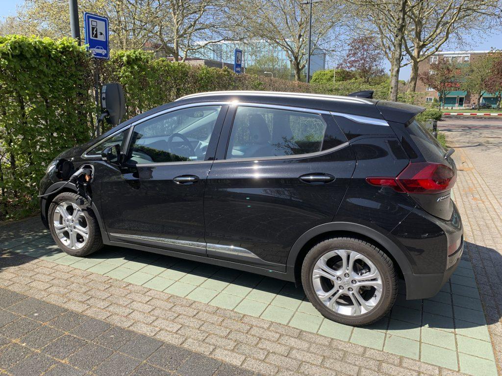Comment recharger l'Opel Ampera-e ?